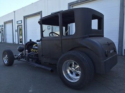 1927 Ford Model T Black 1927 ford - TITLED -  ALL STEEL CAR - NICE FIND RARE !