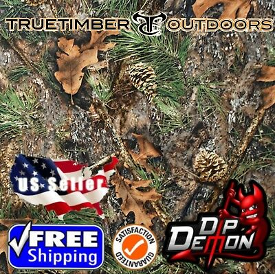 Lm True Timber Camo Mixed Pine Hydrographic Film Hydro Dipping Dip