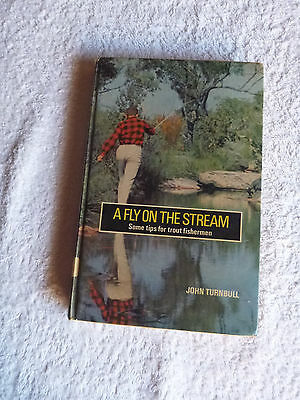 Fishing Book Vintage Aussie Classic Trout Fly fishing