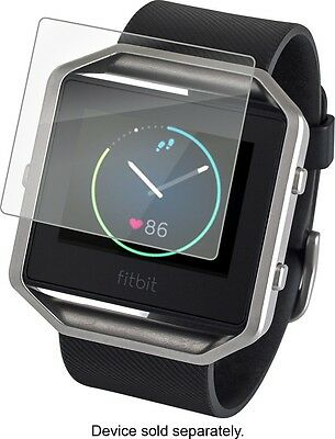 ZAGG InvisibleShield HD Clear Screen Protector for Fitbit Blaze