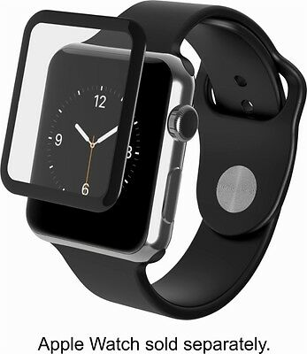 ZAGG InvisibleShield Glass Luxe Screen Protector for Apple Watch Series 2 42mm