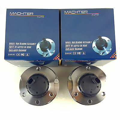 Genuine Machter Holden Commodore VT-II VX VY VZ Front Wheel Hubs Bearing W/ABS