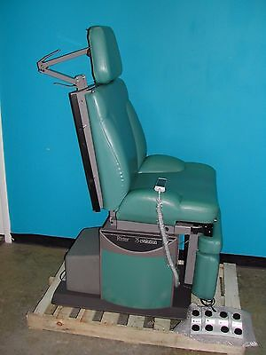Midmark Ritter 119 Power Procedure Table with NEW Programmable Actuator System