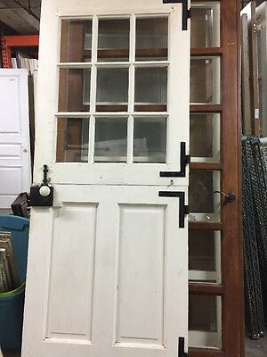 32 Inch Spanish Style Dutch Door