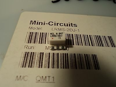 10 X Mini-Circuits SMT Broadband  Mixer LRMS-2DJ  LO/RF 5-1000MHz  IF DC-1000MHz