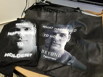 Beyond/Shadowhunters Tote Bag Holden T-Shirt Jonathan Whitesell