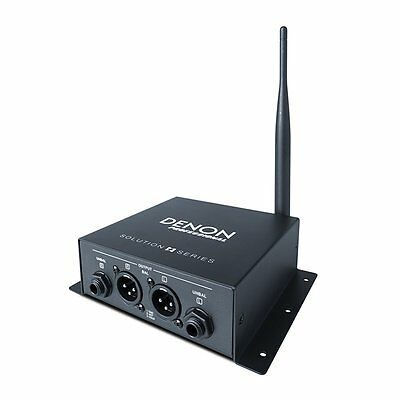 DENON DN-200WS Wi-Fi  AUDIO STREAMER FOR AIRPLAY & DLNA