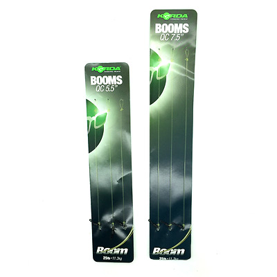 Korda Stiff QC Booms 25lb Pack Of 3 - ALL SIZES -