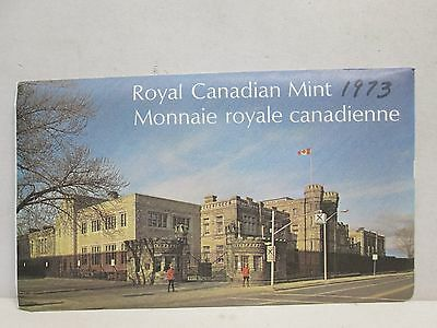 1973 Canadian Uncirculated Coin Set