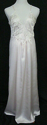 Vintage Miss Dior Nightgown Lingerie Lg.Long Pastel Pink Satiny & Lace Classic