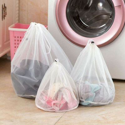 Hot Washing Machine Used Mesh Net Bags Laundry Bag Large Thickened Wash Bags