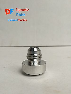 (AN6) -6 Aluminium Weld On Fitting Male Thread