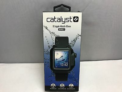 Catalyst Case for Apple Watch 42mm Series1 Black - 47131BBR