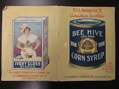St. Lawrence Starch Co. Print Advertising (19-08)