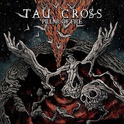TAU CROSS Pillar of Fire LP Vinyl NEW 2017
