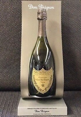 Dom Pérignon Store Display Bottle Collectable Advertising