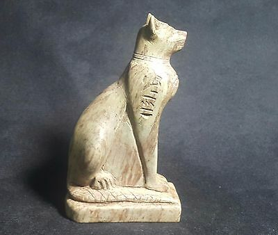 Rare Ancient Egyptian Bastet Cat a New Kingdom (1549to1069 BC)