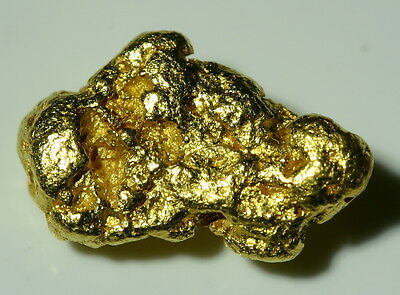 Gold Nugget 1.05 Grams (Australian Natural)