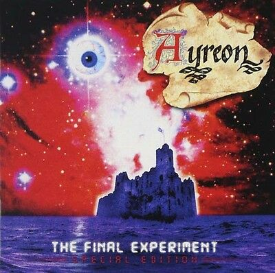 "AYREON The Final Experiment 2LP 12"" Vinyl NEW"