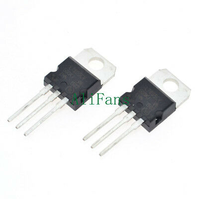 5PCS IC L7805CV L7805 7805 TO-220 Voltage Regulator 5V ST NEW AF