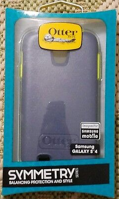 OtterBox Symmetry Series Case for Samsung Galaxy S4, Lime Dream NEW MUST SEE