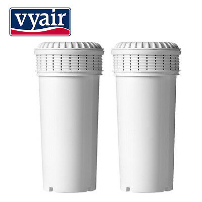 2 x VYAIR Water Filter for Tommee Tippee Closer to Nature Perfect Prep Machine