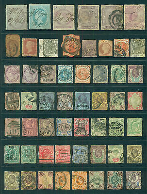Great Britain Stamp Collection Part A
