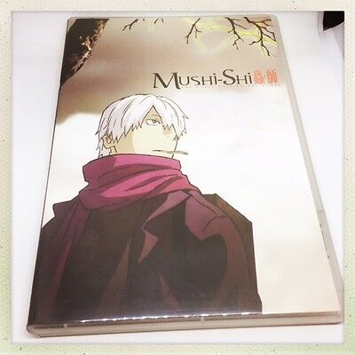 New Mushi-Shi Complete Collection 3-DVD Episodes 1-26 TV Anime Series
