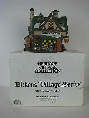 Dept 56 Heritage Village Series Dickens Village Quilly's Antiques