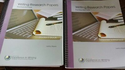 writing research papers student book Essays and research papers written by professional academic writers improve your writing by reading excellent research papers.
