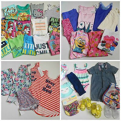 NWT 48pc Baby Children's Resale Lot Carter's Old Navy Shirts Shorts Sets Shoes