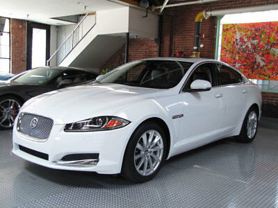 2013 Jaguar XF 4dr Sedan V6 RWD With only 15,000 miles, this car will not dissapoint you