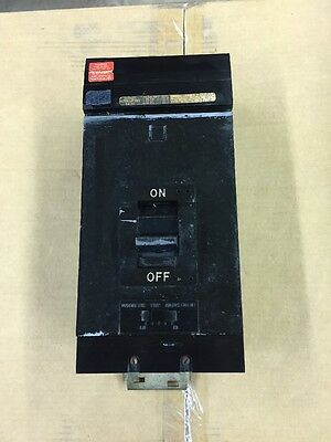 Square D I-Line 300 Amp Circuit Breaker Cat. No. LA36300 - 600 VAC, 250 VDC