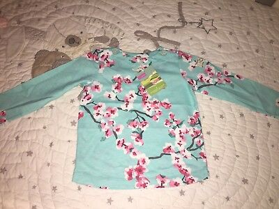 Joules Baby Girl 12-18 Months Top BNWT