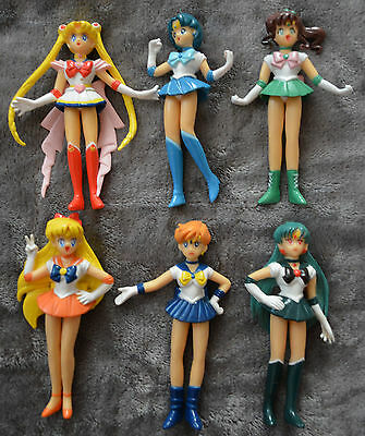 Super Sailor Moon Banpresto Figure Lot