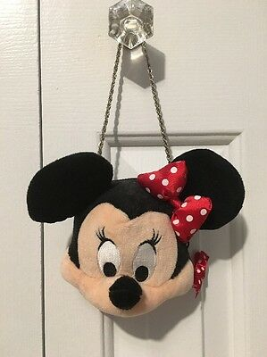 EUC Girls Disney Minnie Mouse Purse.
