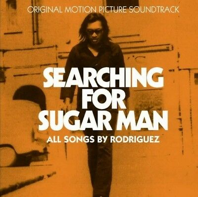 Sixto Rodriguez Searching For Sugar Man soundtrack vinyl 2 LP +download, g/f NEW