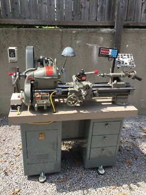 "EXCELLENT South Bend 10"" Lathe LOADED with Tooling And Accessories, 9"""