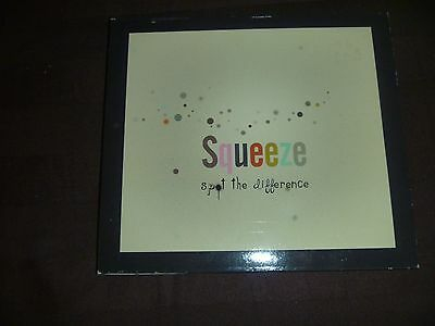 Spot the Difference [Digipak] by Squeeze (CD, Aug-2010, XOXO Records)