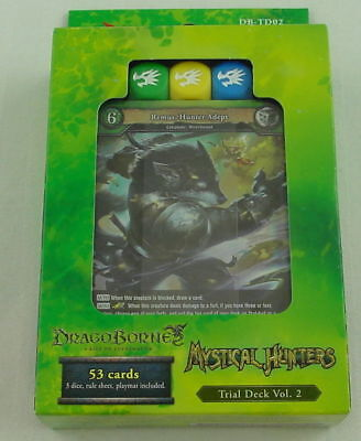 Dragoborne Rise to Supremacy: Mystical Hunters Trial Deck Vol 2 YCW403647-S