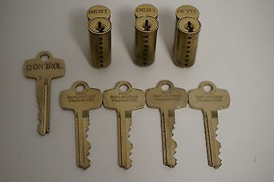 3 Best IC Cores With Change and Control Keys.Lot #180