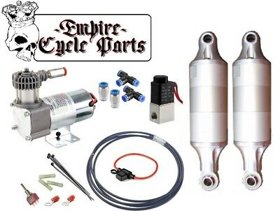 Harley Air Ride Suspension Kit For Softail 86-99