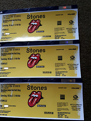The Rolling Stones, Red Bull Ring, Spielberg, Österreich, Tickets, 16.09.2017