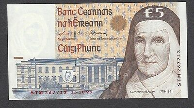 5 Pounds From Ireland 1993 Unc