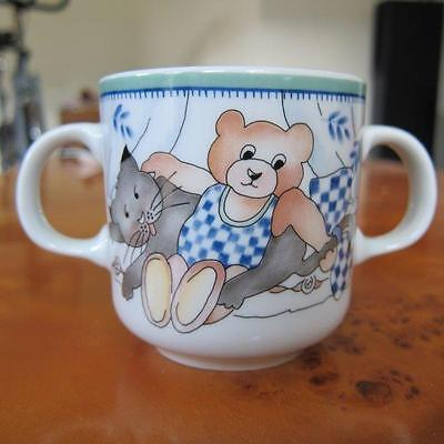 Villeroy and Boch - Kiddy Set - Switch - Double Handled Mug - Discontinued