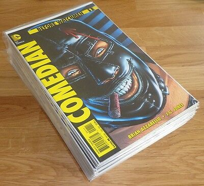 DC – Before Watchmen – Complete Set of 37 Comics – 1st Prints