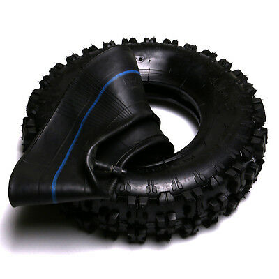 4.10-6 6 inch Mobility Scooter Tyre&Tube for mini Quad Buggy Go-kart