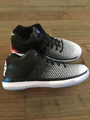 AIR JORDAN XXXI LOW Q54, BN In Box, Basketball Shoe, Red/blue, Size US 11.5