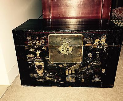 Chinese Antique Chest