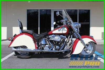Indian Chief Gilroy  2000 Indian Chief Classic S&S Motor Vintage Motorcycle Collectors Low Miles Sale